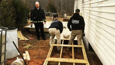 Iredell Co. community paramedics connect vulnerable residents to care