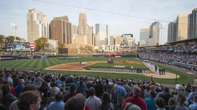 Have a ball with the Charlotte Knights