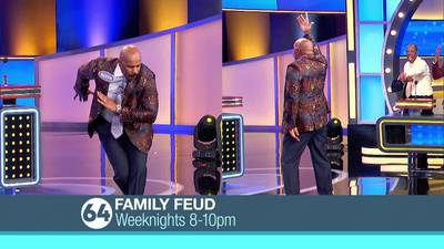 Watch Family Feud Weeknights 8pm to 10pm