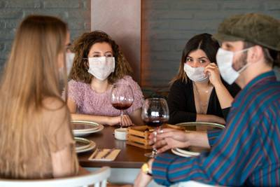 Coronavirus: Things to consider before going out to eat
