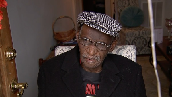 'Blessing from God': Charlotte man turns 90 years old after surviving battle with COVID-19