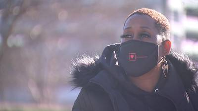 Woman fills need for homeless with Block Love organization