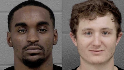 Pair charged nearly 2 years after deputy's son shot, killed outside Harris Teeter