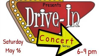 Local business owner plans drive-in concert to entertain families, help nonprofit