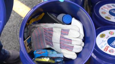 Lowe's 'Bucket Brigade' stocks essential items for another busy hurricane season