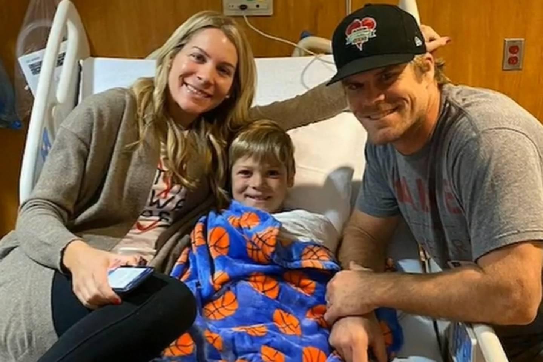 Greg, Kara Olsen share their family's journey through son's heart transplant