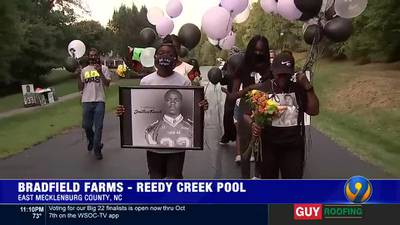 Vigil to remember the life and death of Jonathan Ferrell
