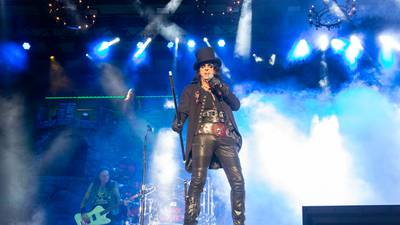 Photos: Alice Cooper and Ace Frehley perform in Charlotte