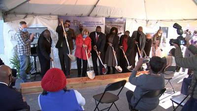 Revitalization project brings opportunities to Beatties Ford Road