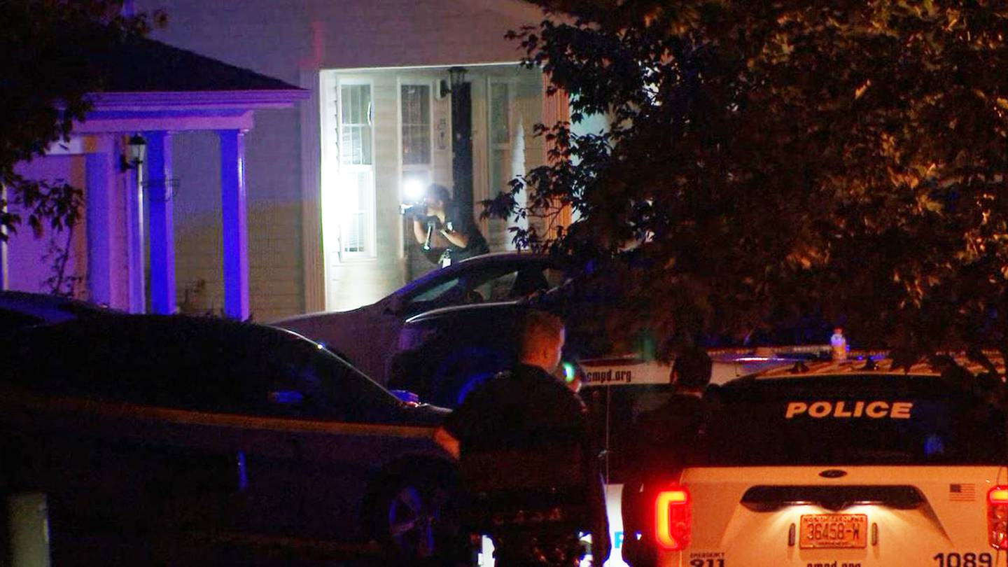 A child was killed after people in several cars opened fire on a home in northwest Charlotte late Tuesday, Sept. 7, 2021.