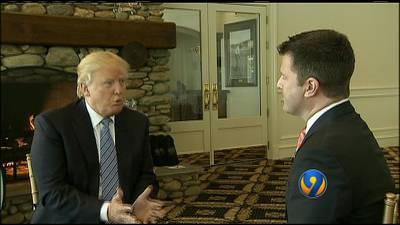 EXCLUSIVE: Donald Trump talks possible presidential run