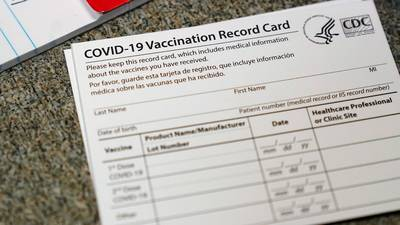 Some workers will face penalties as city employee vaccination rate falls short of goal