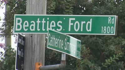 Organization hiring 6 to help stop violence along Beatties Ford Road
