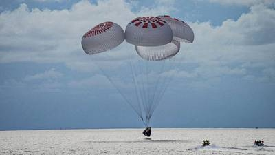 Photos: SpaceX Inspiration4 all-civilian crew safely returns to Earth