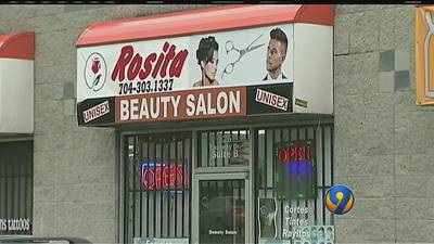 Staff of east Charlotte salon staying vigilant following armed robbery