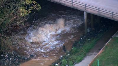 Meteorologist John Ahrens breaks down possible causes for Charlotte's 'historical' water main break