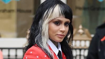 Photos: Celebrity sightings at London Fashion Week 2021