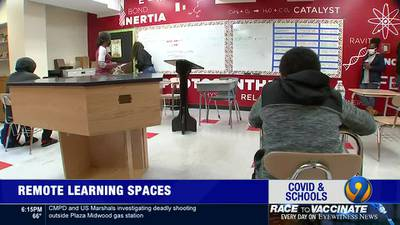 Organizations partner to help students with housing instability learn remotely