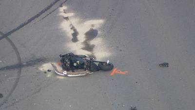 Motorcyclist killed in Bessemer City crash, police say