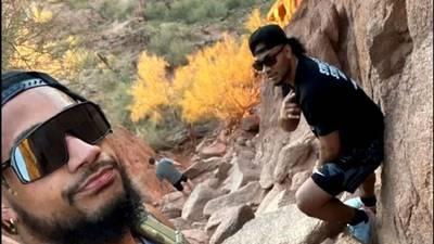 Carolina Panther Frankie Luvu reflects on brother's legacy