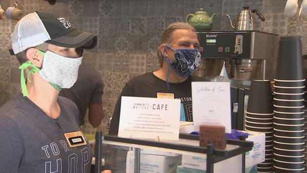 Community Matters Cafe supports employees, community during pandemic