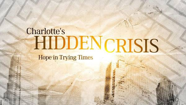 Charlotte's Hidden Crisis: Hope in trying times