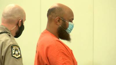 'He's a monster': Man accused of killing ex-girlfriend faces judge