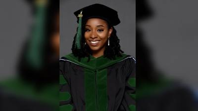 Charlotte woman shares journey from bottom of class to becoming a doctor