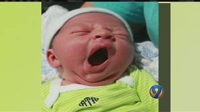 Fort Mill family delivers healthy baby along side of highway