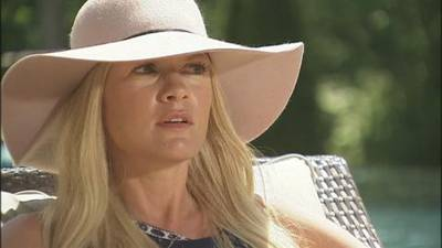 Sherry Pollex opens up about cancer, her fight to live