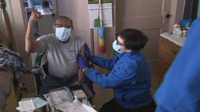 Partnership brings COVID-19 vaccinations to some Cabarrus Co. homes