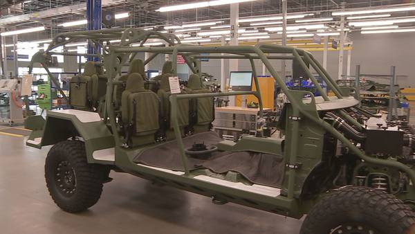 What's next for GM Defense after unveiling new Concord production facility?
