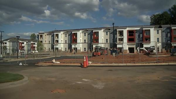 City of Charlotte working on building apartments to make housing more affordable