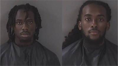 2 teachers accused of entering wrong apartment, shooting resident