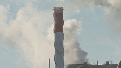 Federal injunction filed against paper mill blamed for stench near state line