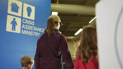 Crisis Assistance Ministry sees needs of others at record level