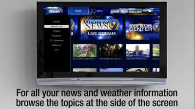 TUTORIAL: How to find WSOC-TV on Roku