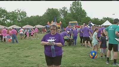 $125K raised at Saturday's walk for Crohn's & Colitis Foundation