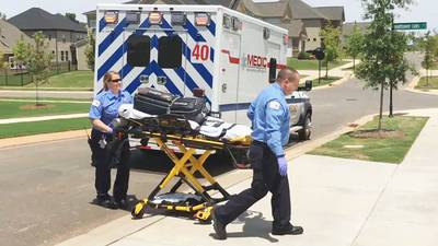 Mecklenburg EMS struggling with staff shortages as COVID-19 transports spike