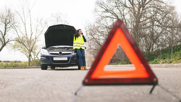 SPONSORED: How to handle a car emergency on the highway