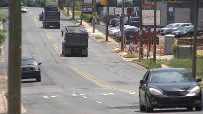 Major road construction project underway in Plaza Midwood: What you need to know