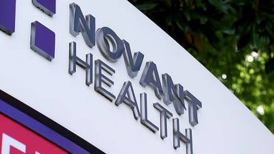Novant says nearly 99% of workers are vaccinated; 375 face firings