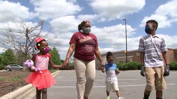Local organization helped mother improve life in her time of crisis