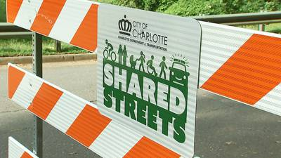 'Shared Streets' encourages people to get outside while staying socially distant