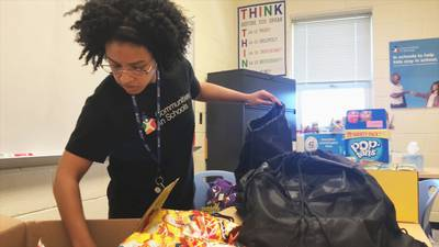 Charlotte nonprofit connects kids with tutors, food and more