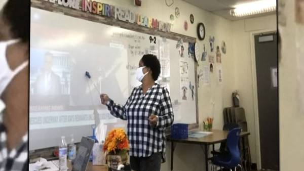 Talking About Race: Local social studies teacher pushes students to have tough conversations