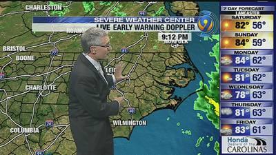 Matthew intensifies to Category 4 hurricane