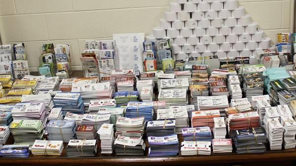 Counterfeit couponer used profits to refurbish her home, FBI says