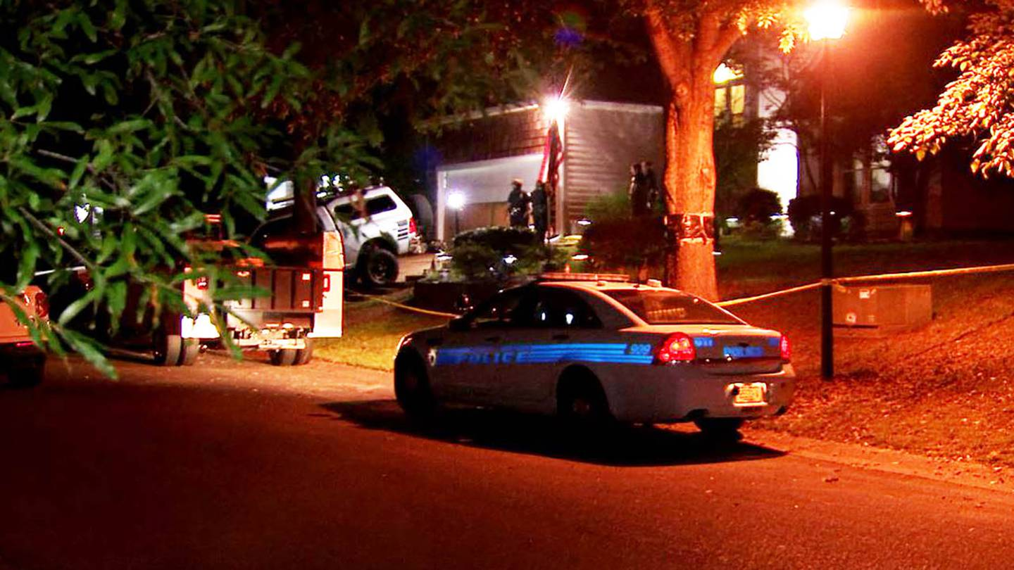 A father and his 7-year-old son were hurt in an accidental shooting August 10 at a home on Bevington Woods Lane.