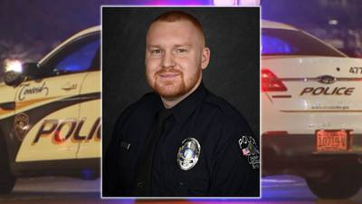 Thousands sign petition to name I-85 bridge after fallen Concord police officer